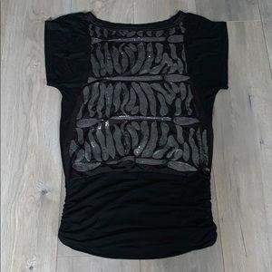 Jo Burkett jersey shirt/mini dress